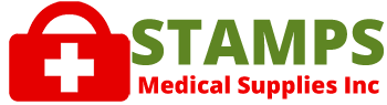 STAMPS Medical Supplies Logo